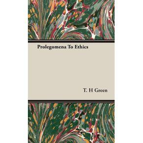 Prolegomena-To-Ethics