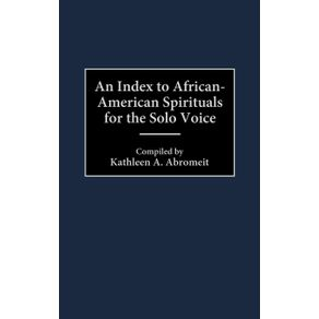An-Index-to-African-American-Spirituals-for-the-Solo-Voice