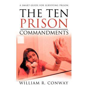 The-Ten-Prison-Commandments