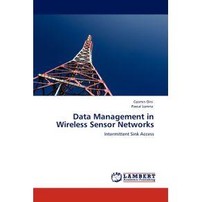 Data-Management-in-Wireless-Sensor-Networks