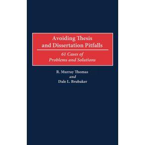 Avoiding-Thesis-and-Dissertation-Pitfalls