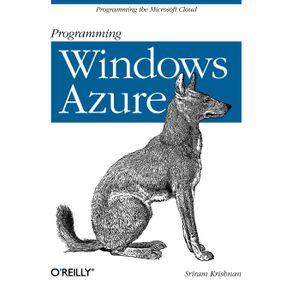 Programming-Windows-Azure