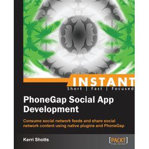Phonegap-Social-App-Development