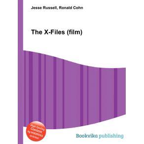 The-X-Files--Film-