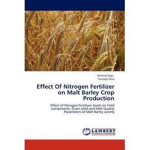 Effect-Of-Nitrogen-Fertilizer-on-Malt-Barley-Crop-Production