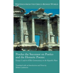 Proclus-the-Successor-on-Poetics-and-the-Homeric-Poems