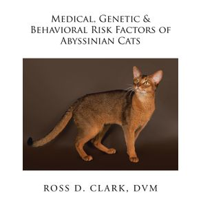 Medical-Genetic---Behavioral-Risk-Factors-of-Abyssinian-Cats