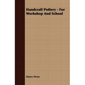 Handcraft-Pottery---For-Workshop-And-School