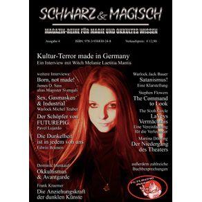 SCHWARZ---MAGISCH