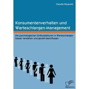 Konsumentenverhalten-und-Warteschlangen-Management
