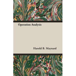 Operation-Analysis