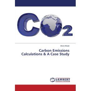 Carbon-Emissions-Calculations---A-Case-Study