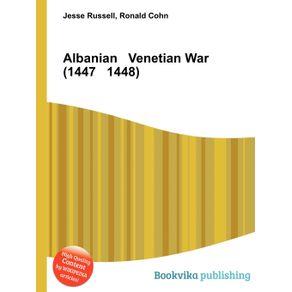 Albanian-Venetian-War--1447-1448-