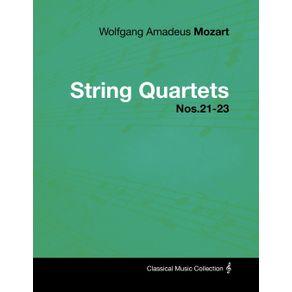 Wolfgang-Amadeus-Mozart---String-Quartets-Nos.21-23
