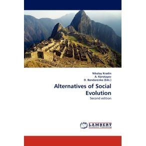 Alternatives-of-Social-Evolution