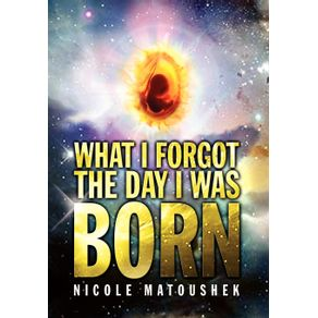 What-I-Forgot-the-Day-I-Was-Born
