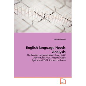 English-language-Needs-Analysis