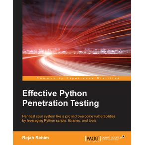 Effective-Python-Penetration-Testing