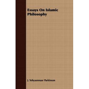Essays-On-Islamic-Philosophy