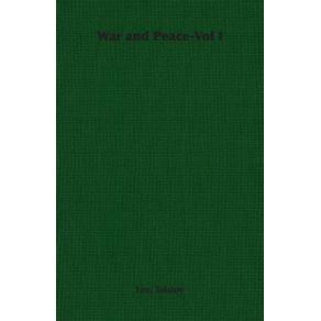 War-and-Peace-Vol-I