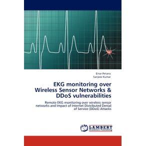 EKG-Monitoring-Over-Wireless-Sensor-Networks---Ddos-Vulnerabilities