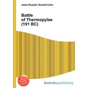 Battle-of-Thermopylae--191-BC-