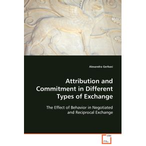 Attribution-and-Commitment-in-Different-Types-of-Exchange