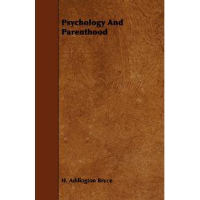 Psychology-and-Parenthood