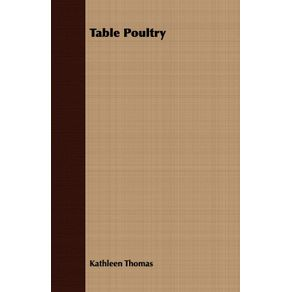 Table-Poultry