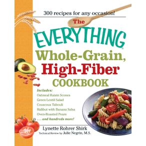 The-Everything-Whole-Grain-High-Fiber-Cookbook