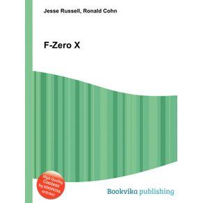 F-Zero-X