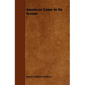 American-Game-in-Its-Season