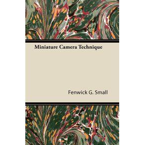 Miniature-Camera-Technique