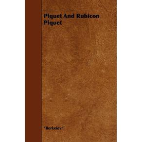 Piquet-And-Rubicon-Piquet