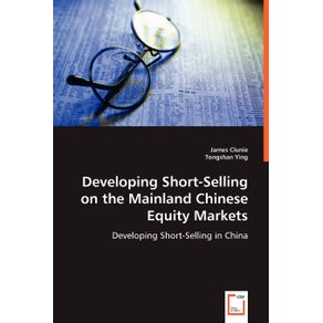 Developing-Short-Selling-on-the-Mainland-Chinese-Equity-Markets