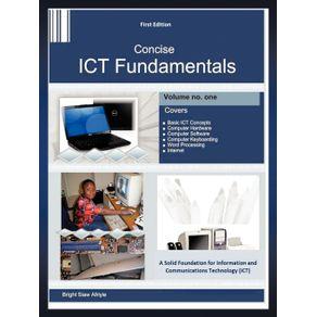 Concise-Ict-Fundamentals-Volume-One