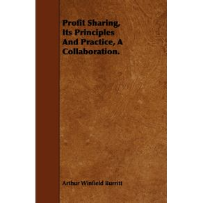 Profit-Sharing-Its-Principles-And-Practice-A-Collaboration.