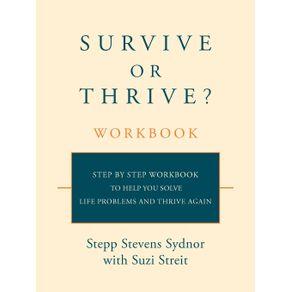 Survive-or-Thrive--Workbook