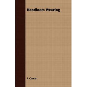 Handloom-Weaving