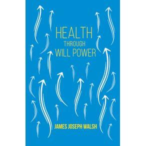 Health-Through-Will-Power