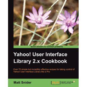 Yahoo-User-Interface-2.X-Cookbook