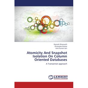 Atomicity-and-Snapshot-Isolation-on-Column-Oriented-Databases