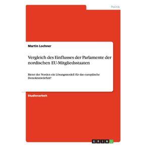 Vergleich-des-Einflusses-der-Parlamente-der-nordischen-EU-Mitgliedsstaaten