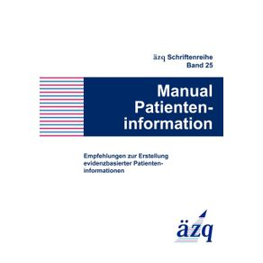 Manual-Patienteninformation