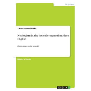 Neologism-in-the-lexical-system-of-modern-English