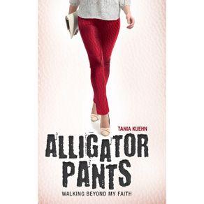 Alligator-Pants