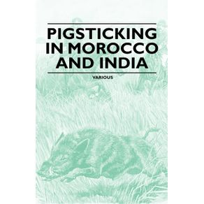 Pigsticking-in-Morocco-and-India
