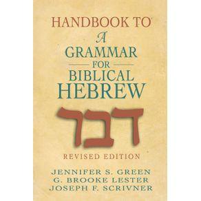 Handbook-to-a-Grammar-for-Biblical-Hebrew