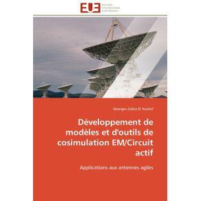 Developpement-de-modeles-et-doutils-de-cosimulation-em-circuit-actif