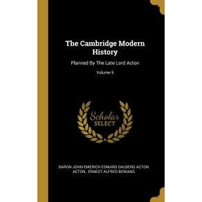 The-Cambridge-Modern-History